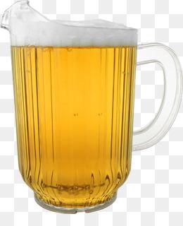Beer Pitcher PNG.