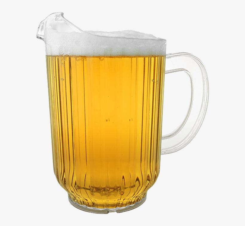 Pitcher Of Beer.