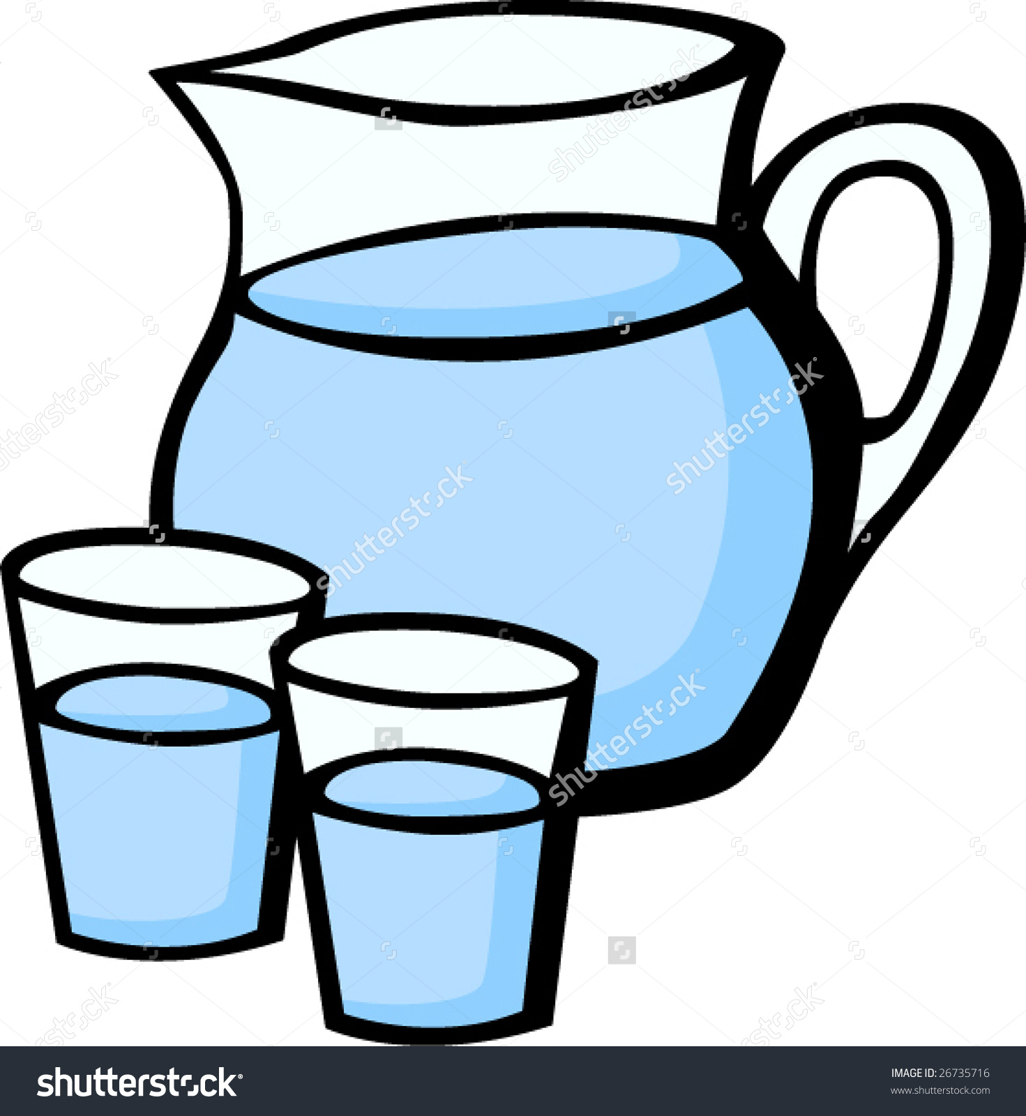 water jug clipart clipground