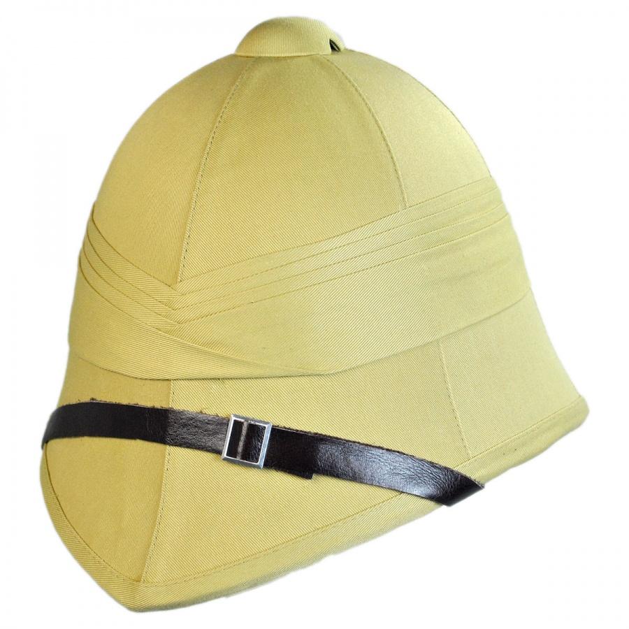British Pith Helmet.
