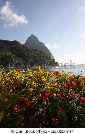 Pitons clipart #16