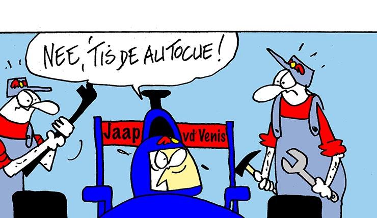 Max Verstappen Archieven.