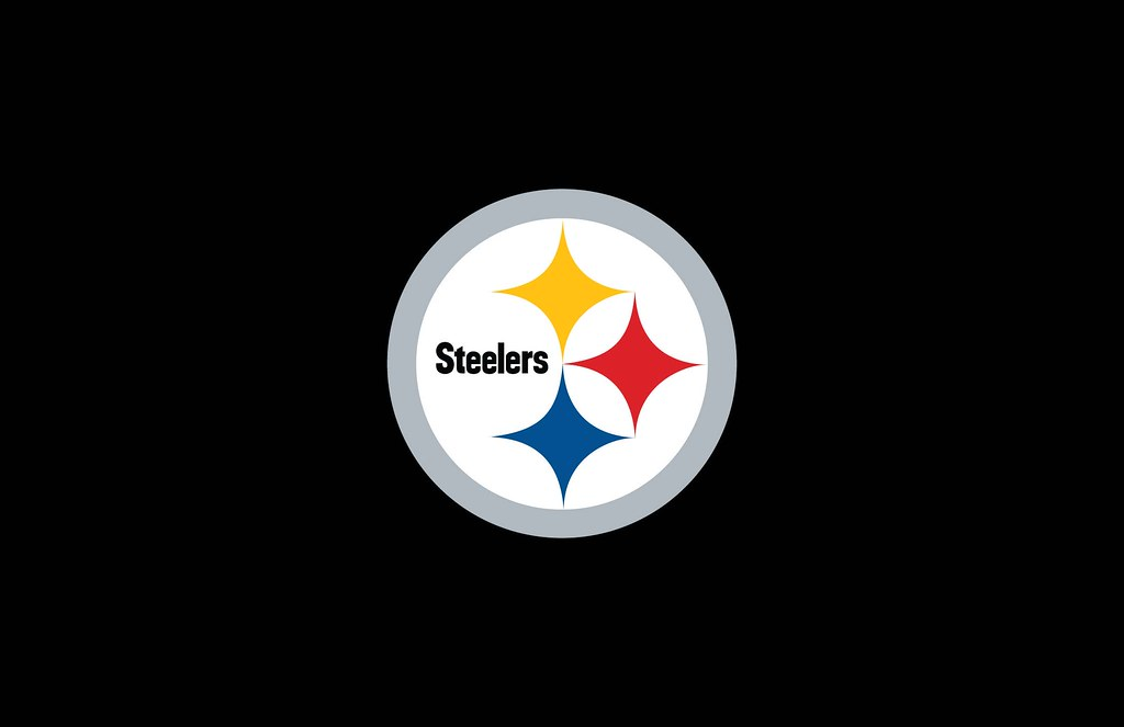 Pittsburgh Steelers Logo Desktop Background.