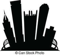 Pittsburgh Clip Art Vector Graphics. 142 Pittsburgh EPS clipart.