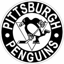 Image result for black and white pittsburgh penguins.