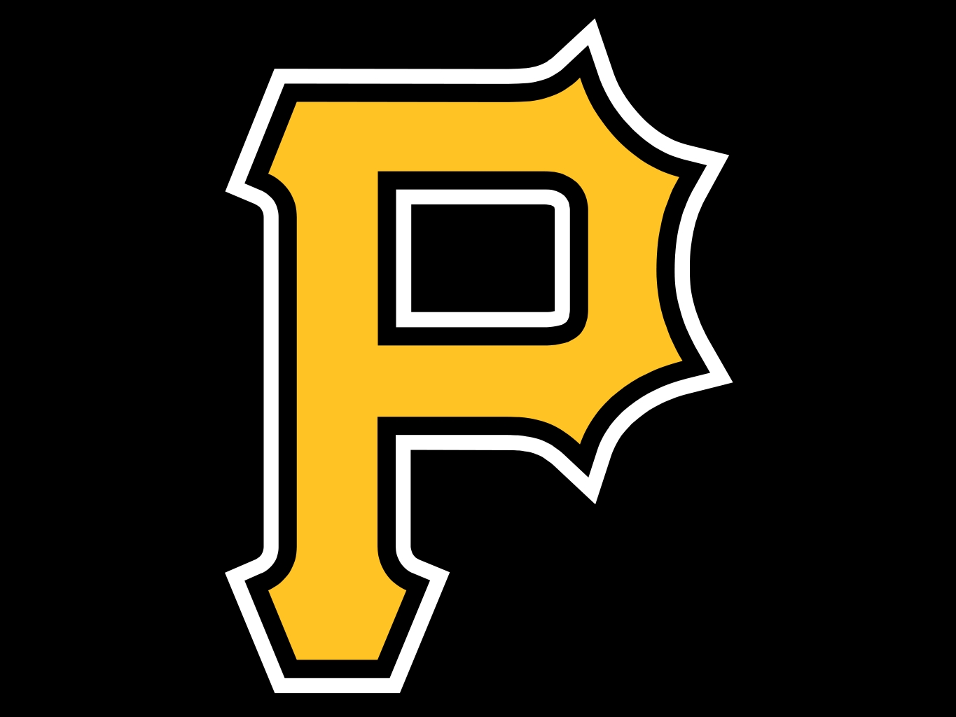 Pittsburgh pirates Logos.