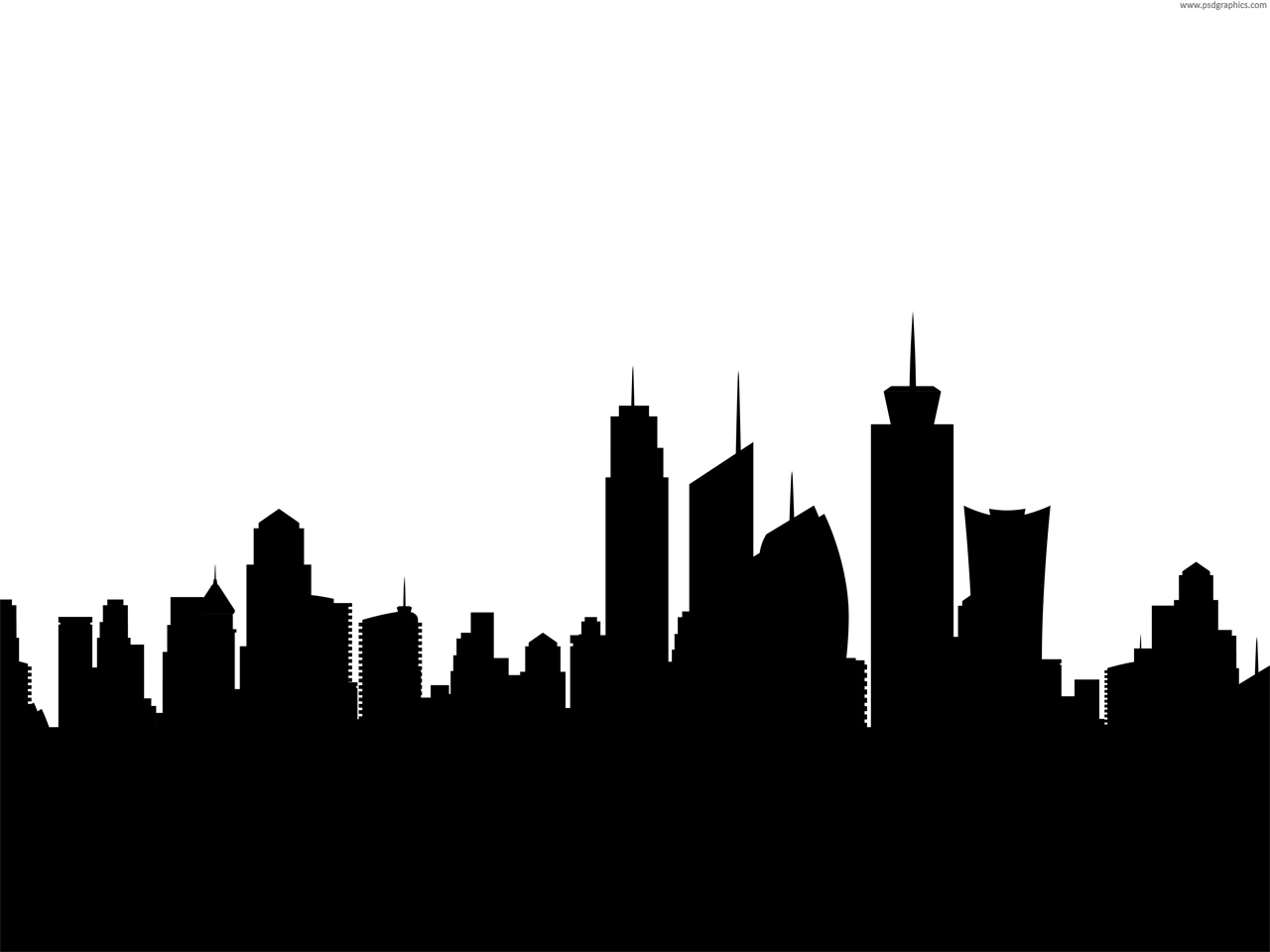 Pittsburgh Skyline Silhouette at GetDrawings.com.