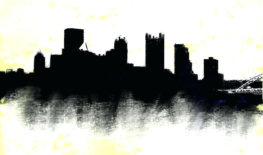 Skyline clipart skyline pittsburgh for free download and use.