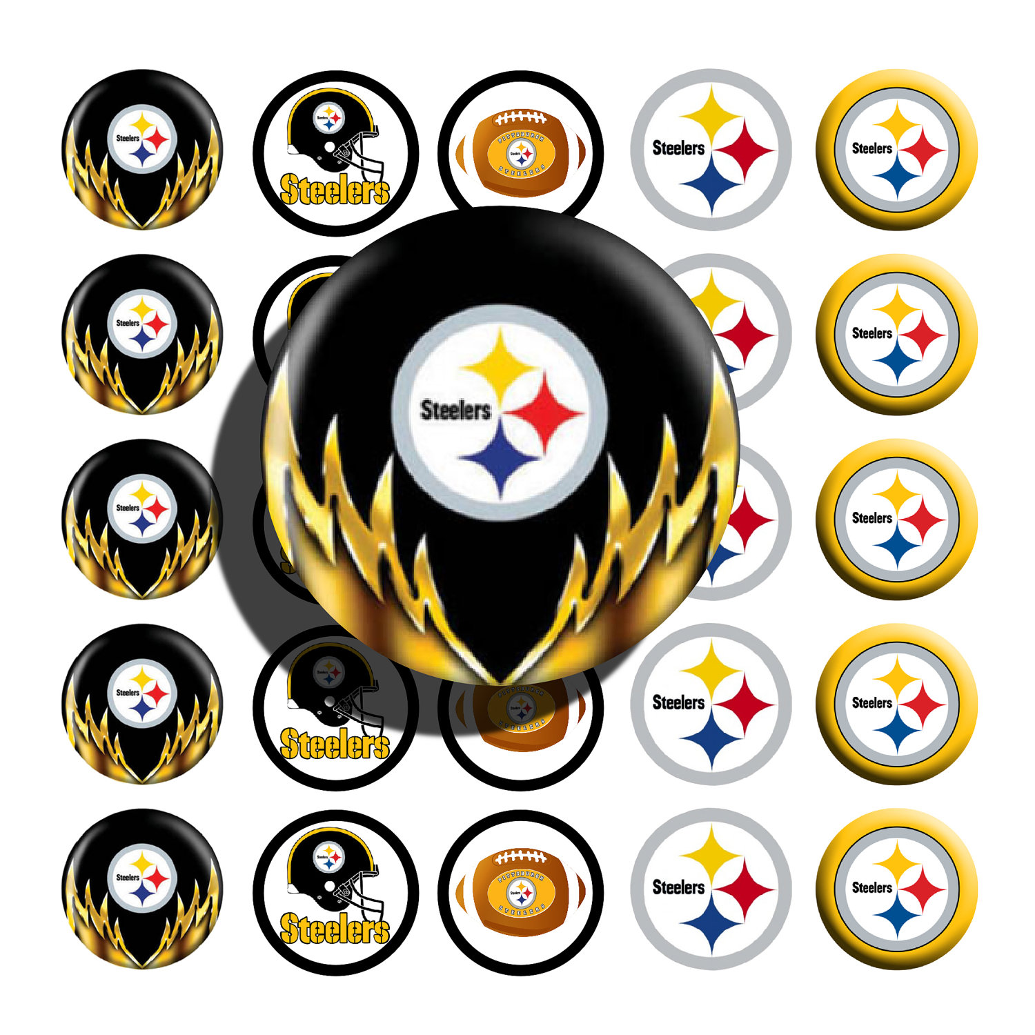 Best Steelers Clip Art #21415.