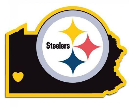 Pittsburgh Steelers Logo Clipart.