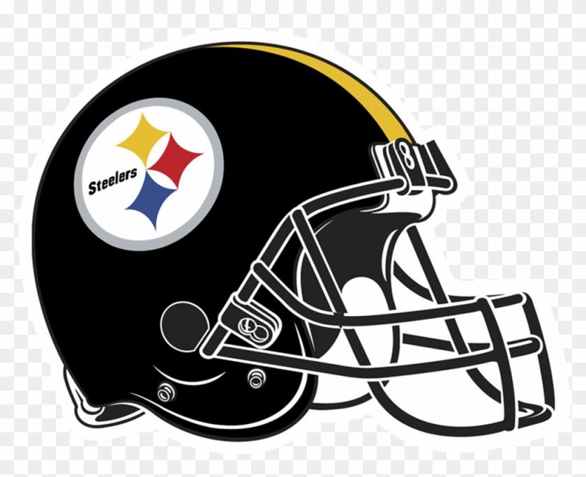 Pittsburgh Steelers Helmet Logo.