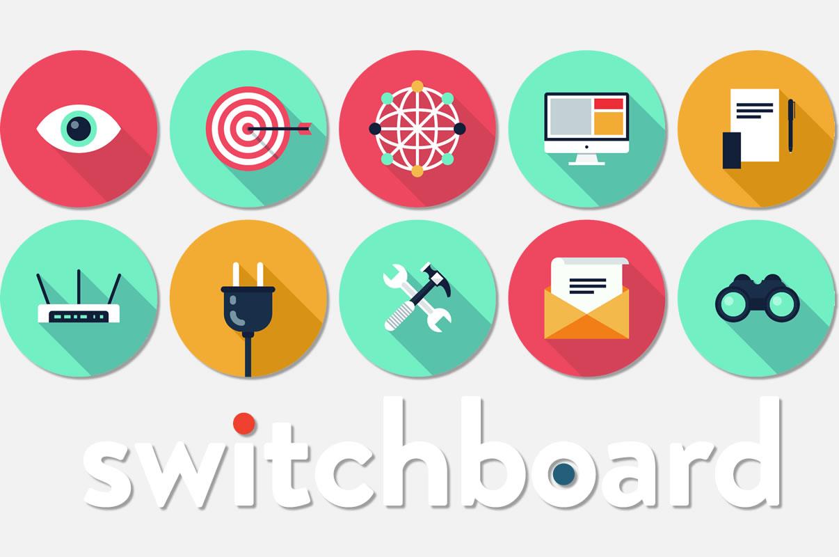 Pitzer Switchboard.