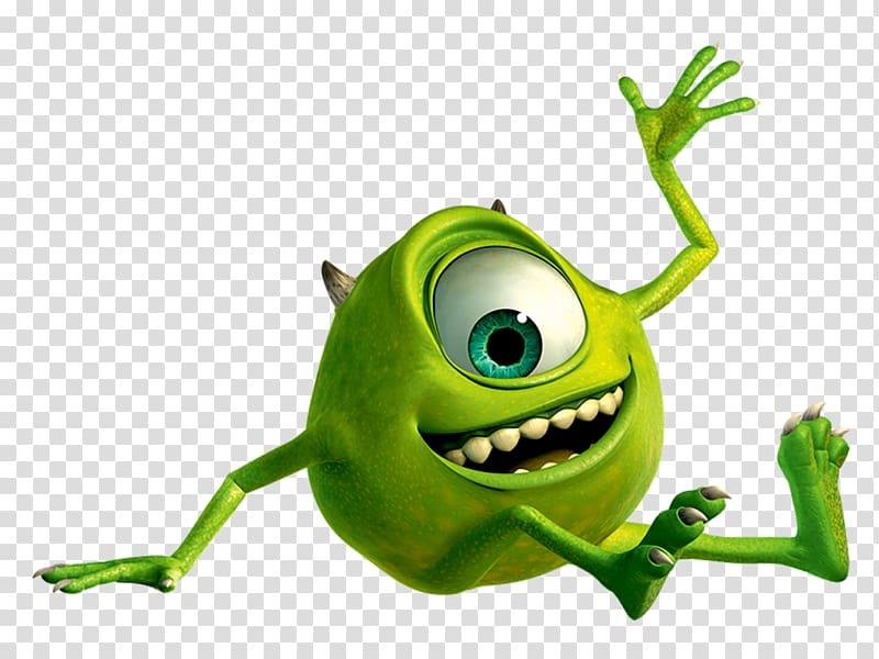 Mike Wazowski James P. Sullivan Randall Boggs Pixar, Gospel.