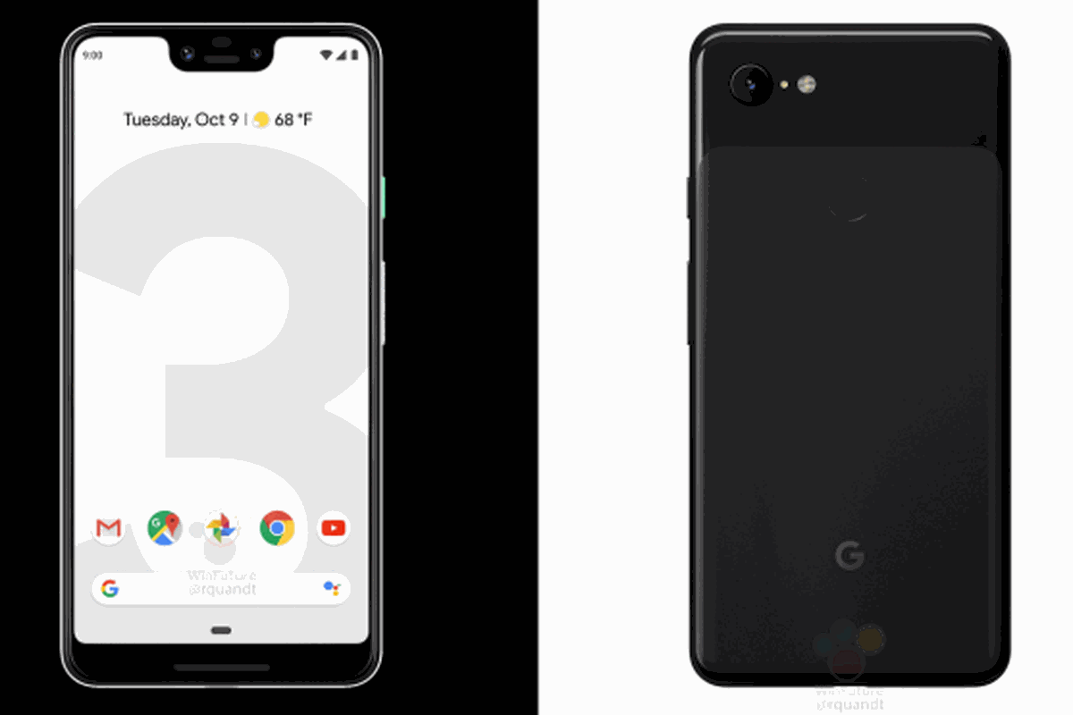 Google Pixel 3 event: all of the latest news.