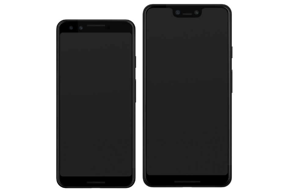 Google Pixel 3 & Pixel 3 XL show up in another image; still.