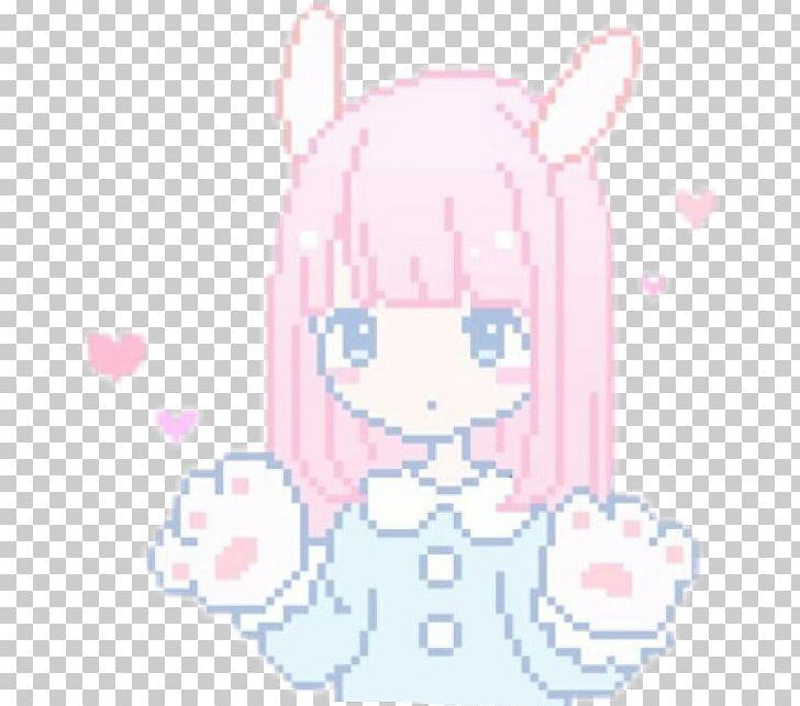 Pixel Art Drawing Kavaii PNG, Clipart, Animation, Anime, Art.