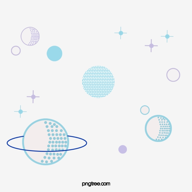 Pixel Galaxy, Galaxy Clipart, Pixel Effect, Star PNG.
