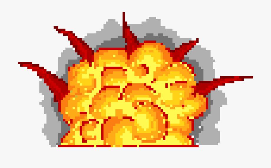 Explosion.