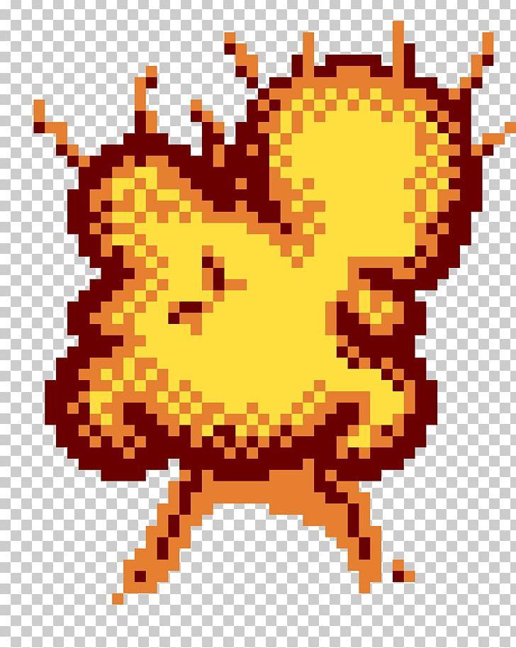 Pixel Art Explosion PNG, Clipart, Art, Bomb, Carnivoran.