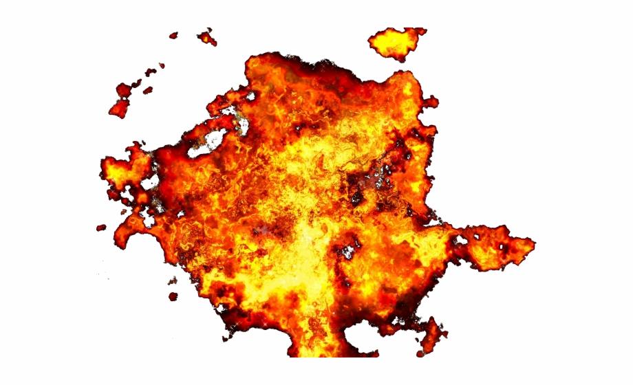 Pixel Clipart Fireball.
