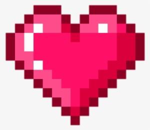 Pixel Heart PNG, Transparent Pixel Heart PNG Image Free.