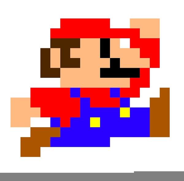 Mario Pixel Png (+).