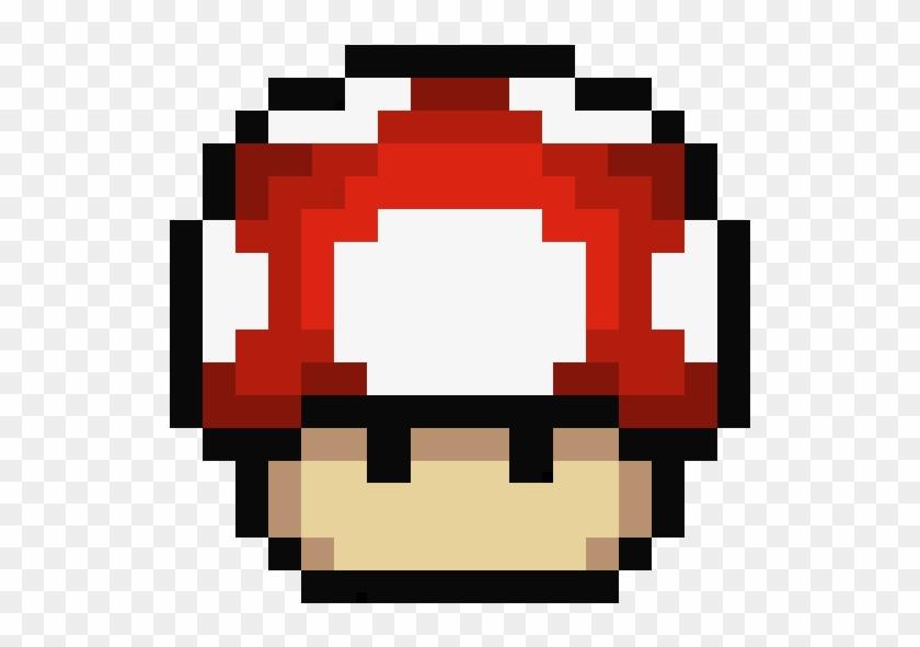 Mario Mushroom.