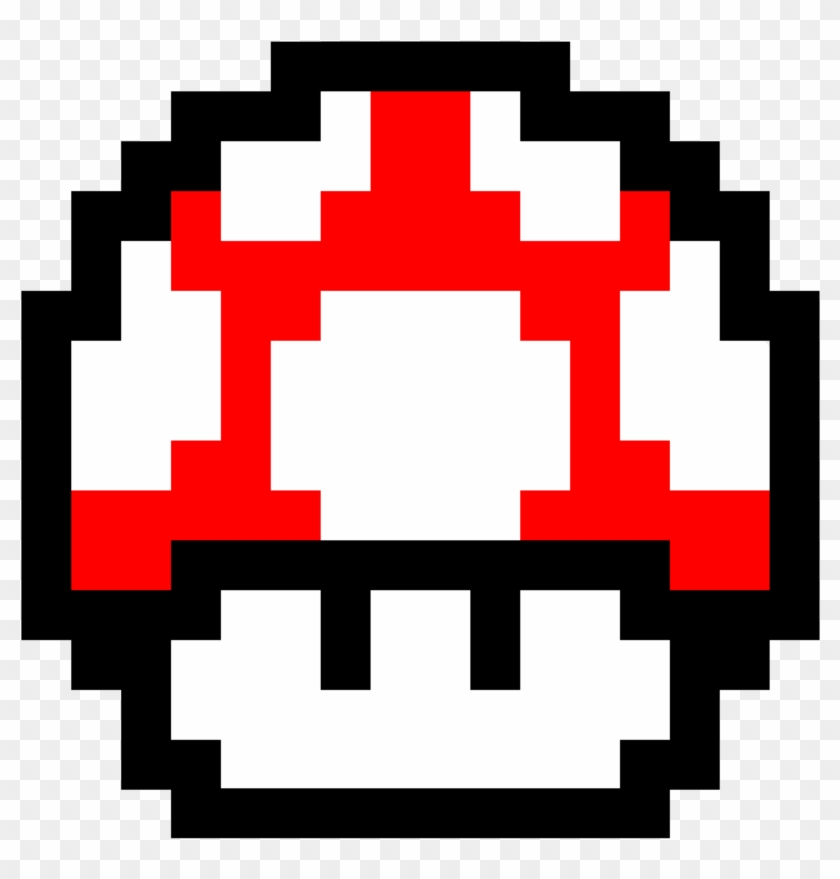 Mario Bros Pixel Png.