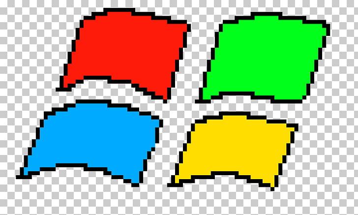 Pixel art Logo, pixel logo PNG clipart.