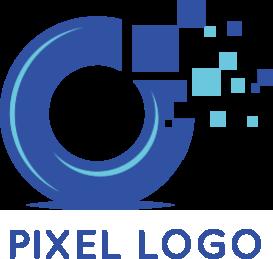 Free Pixel Logos.