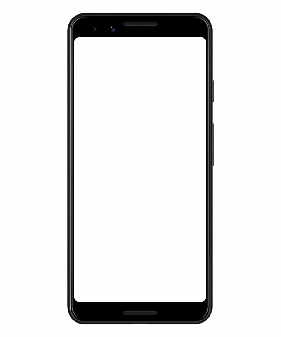 Google Pixel 3 Transparent Mobile.