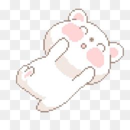 Free download Kawaii Pixel Art png..