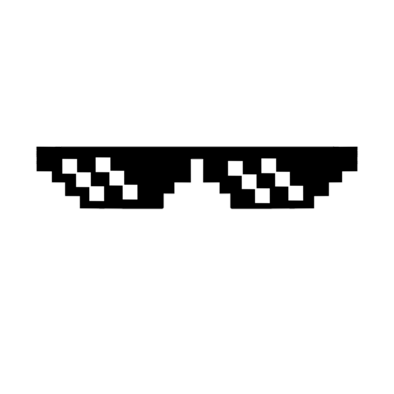 8 Bit Sunglasses Png, png collections at sccpre.cat.