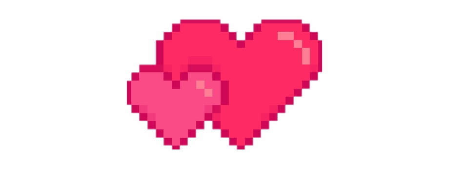 heart #hearts #pixelated #pixelart #freetouse.