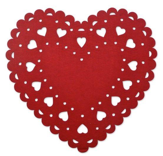 RED HEART CLIP ART.