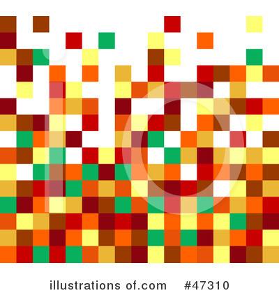 Pixels Clipart #47310.