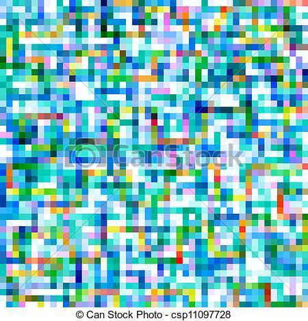 Pixels clipart #6