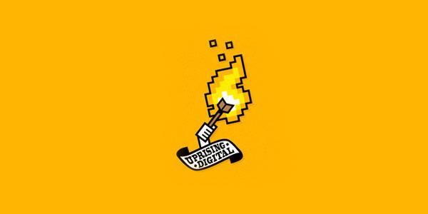 Art Of Pixel Logo Design for Inspiration (4).