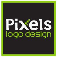 Pixels Logo Design.