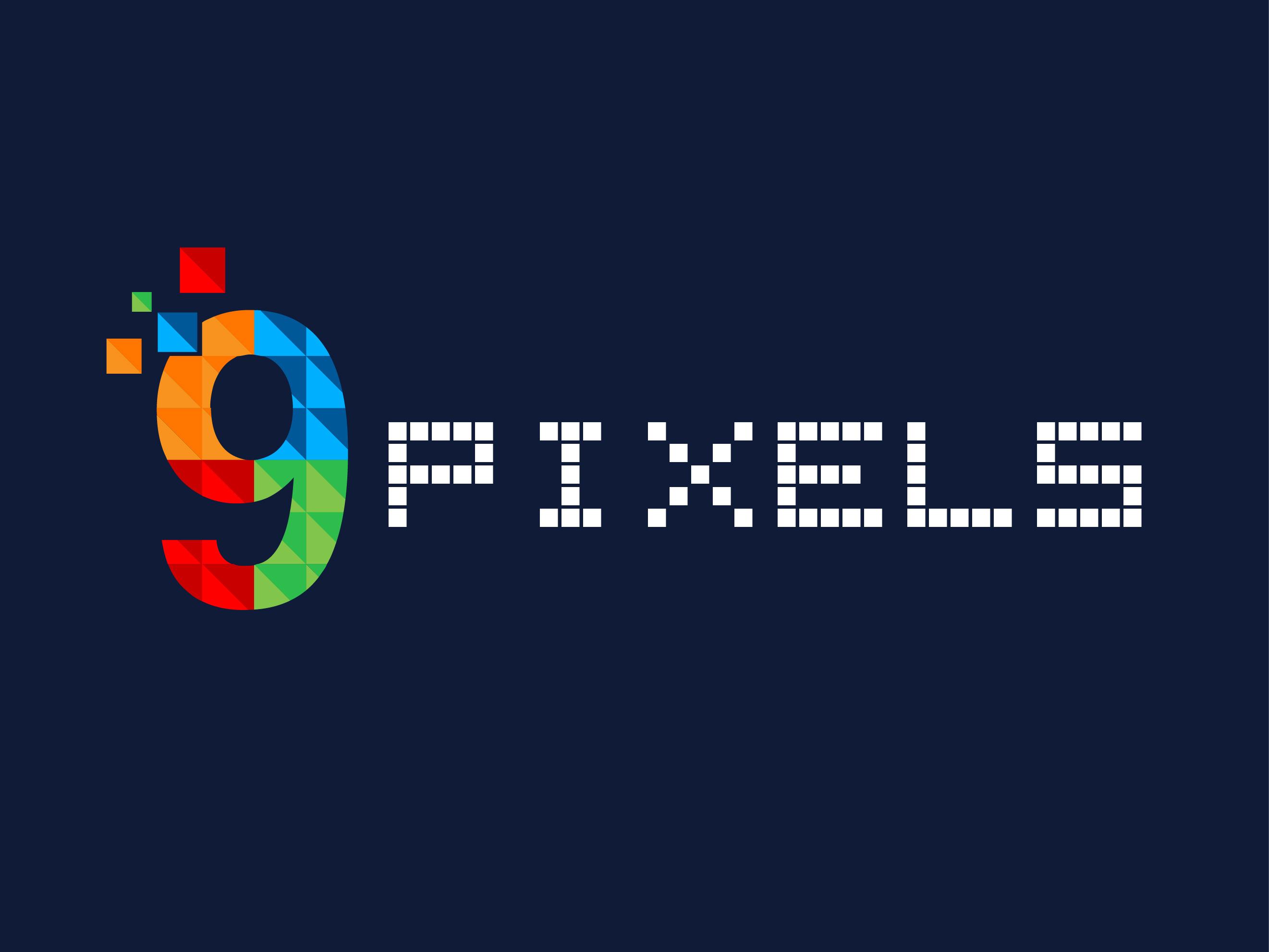 Pixels Logo 1 by GHULAM MUSTAFA on Dribbble.