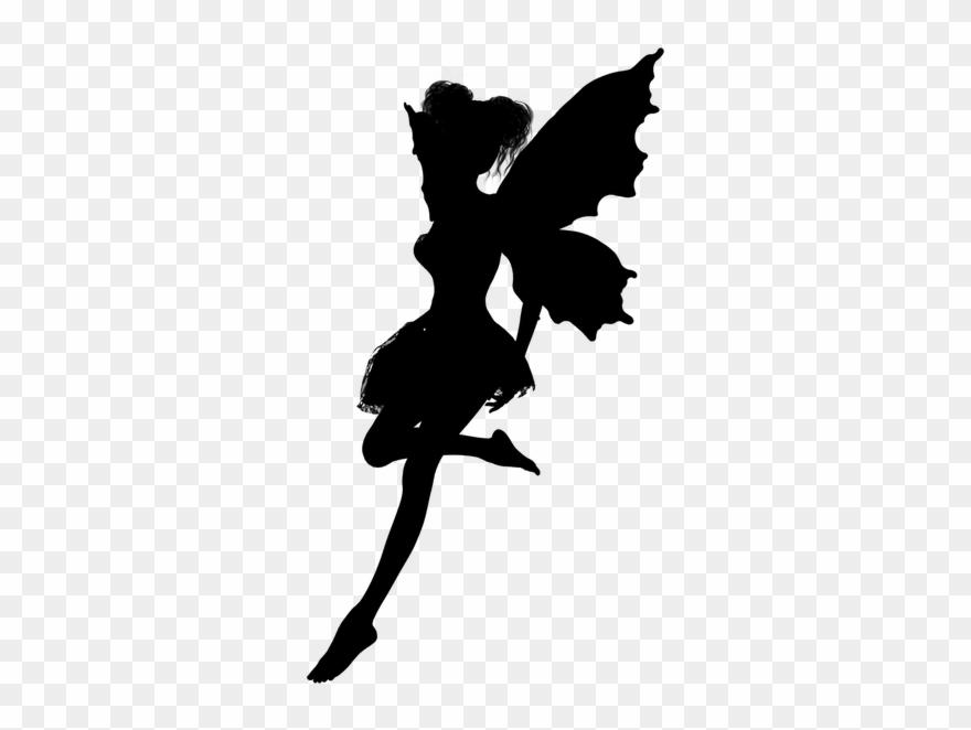 Fairy24 Fairy Silhouettes.
