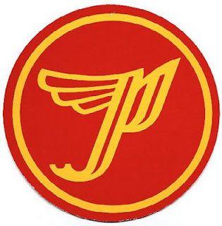 Pixies logo.