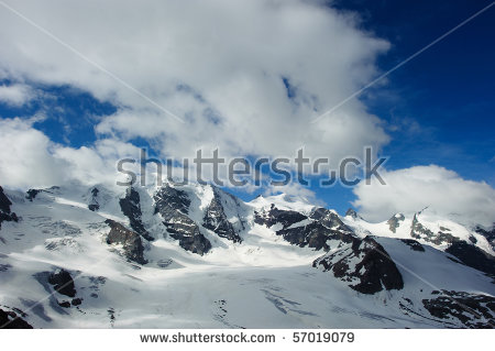 Morteratsch Stock Photos, Images, & Pictures.