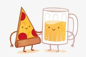 Pizza and beer clipart 4 » Clipart Portal.