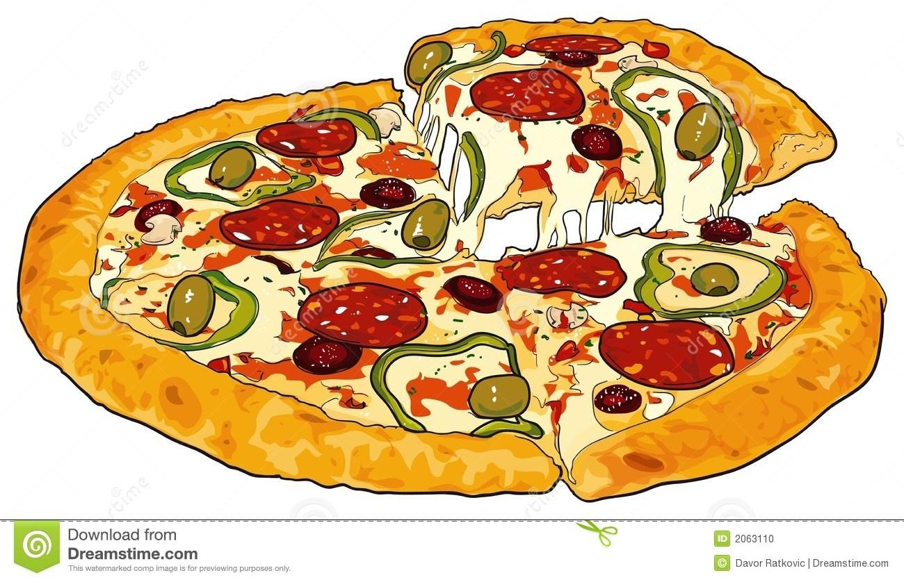 Pizza pasta clipart 4 » Clipart Portal.