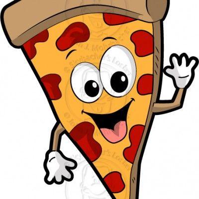 Pizza Cartoon Pizza Clipart Pizza Graphic.