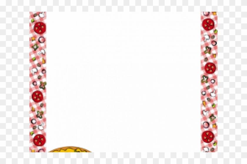 Transparent Pizza Border Clipart, HD Png Download.