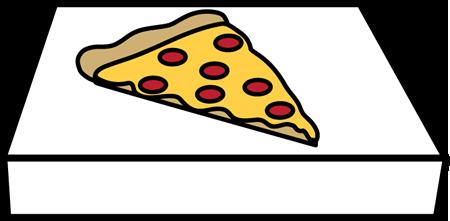 Pizza Box Clipart clipart.
