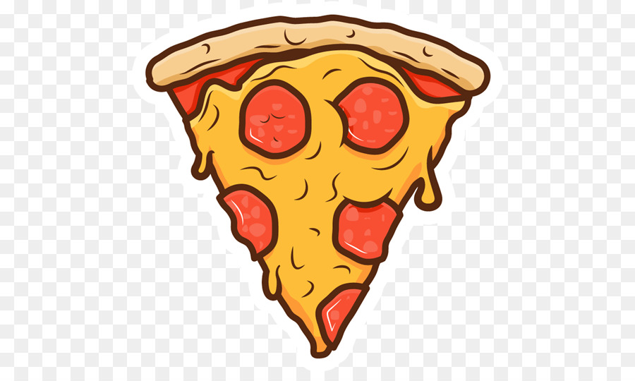 Cartoon Pizza Png & Free Cartoon Pizza.png Transparent.