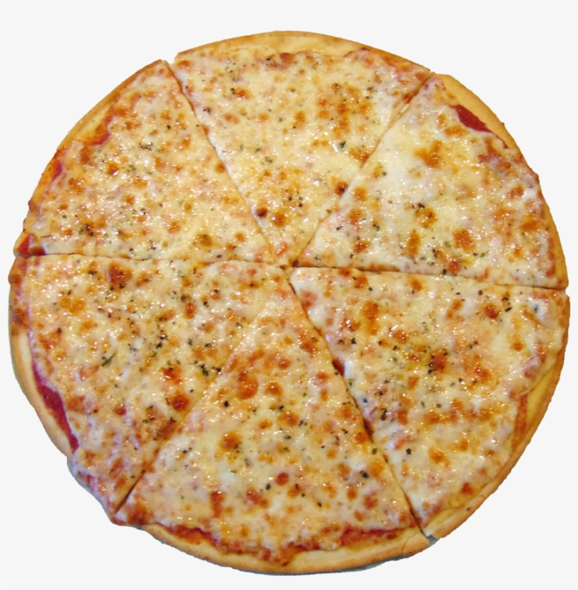 Cheese Pizza Pie Png.